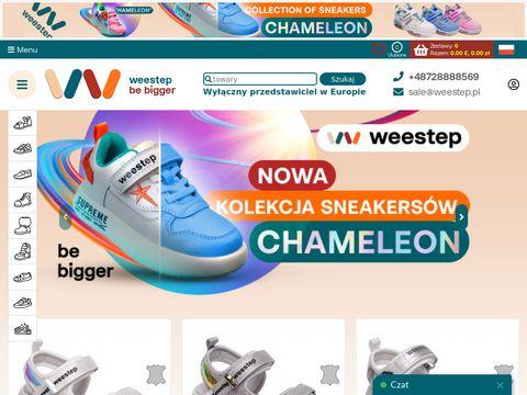 Weestep.pl buty dla dzieci hurt