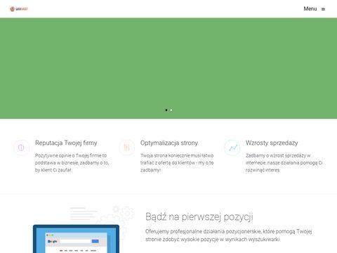 Webshoot tworzenie sklepów internetowych