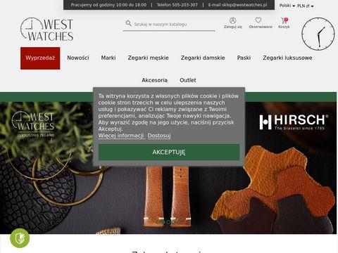 Westwatches.pl - szeroki wybór zegarków