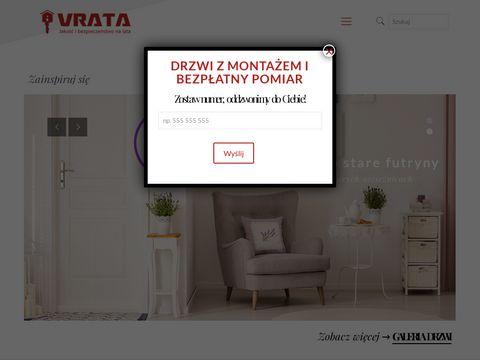 Vrata.pl drzwi na stare futryny Łódź