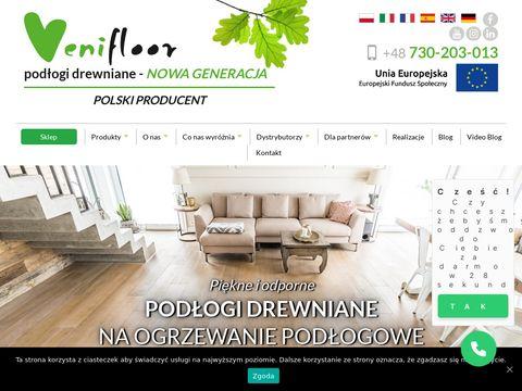 Venifloor.com deski podłogowe