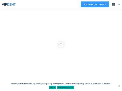 Vip-Dent stomatologia estetyczna Kraków