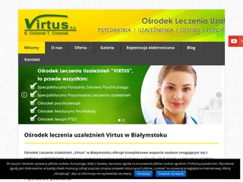 Virtus.bialystok.pl detoks