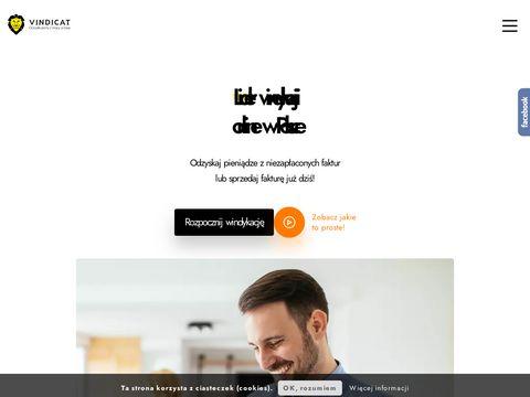 Vindicat.pl samodzielna windykacja online