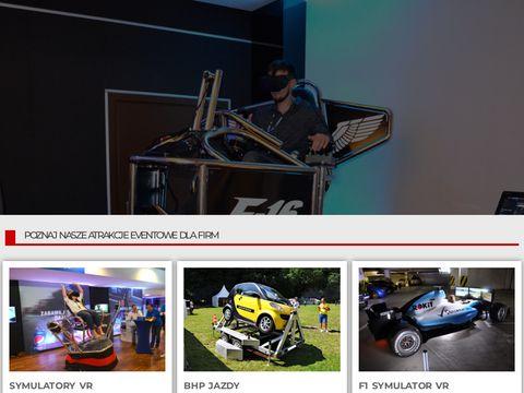 Vreal.pl wirtualne atrakcje eventowe VR