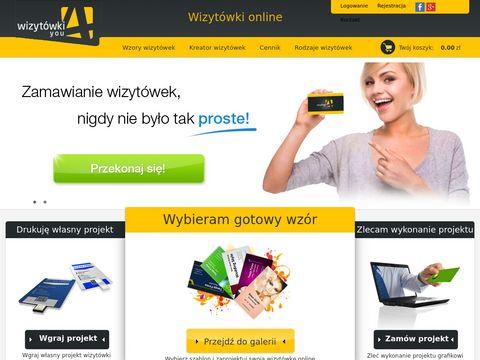 Wizytowki4you.pl Kraków