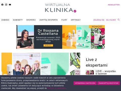 Wirtualnaklinika.pl stomatologia