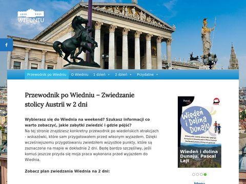 Wiedniu.pl - zwiedzanie Wiednia