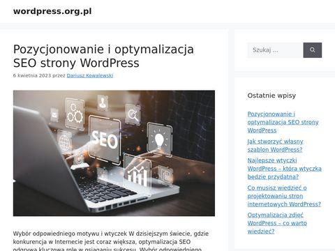 Wordpress.org.pl - wtyczki