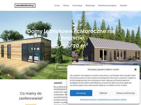 WoodenFactory Drewniane meble do hoteli