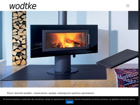 Wodtke.com.pl kominki na drewno