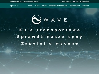 WAVE kule transportowe