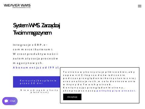 Weaversoft.pl oprogramowanie na zamówienie