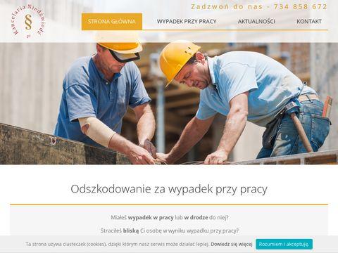 Wypadekprzypracy.pl