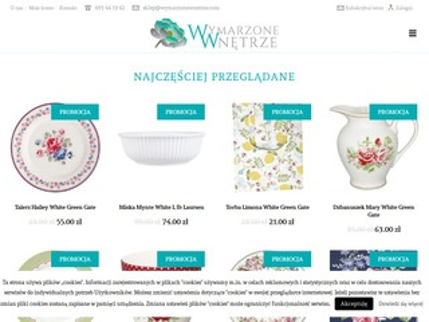 Wymarzonewnetrze.com sklep