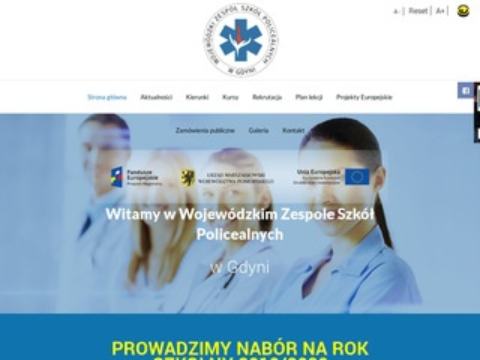 WZSP w Gdynia sterylizacja medyczna