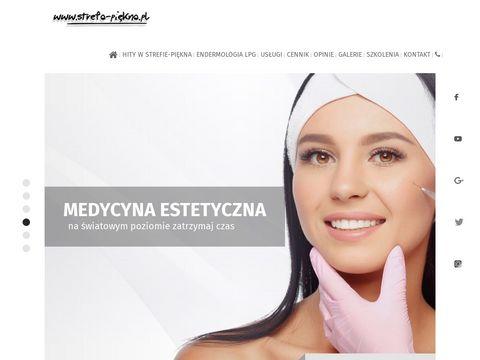 Strefa Piękna makijaż permamentny brwi
