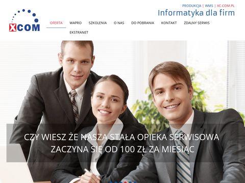 Xc.com.pl - skanowanie faktur kosztowych