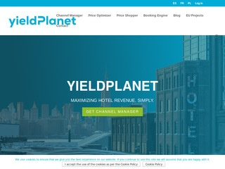 Yieldplanet.com revenue management