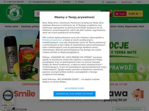 YerbaMarket.com sklep internetowy