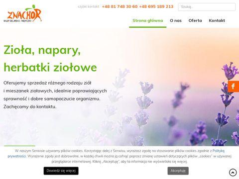 Znachor.biz sklep zielarski Lublin