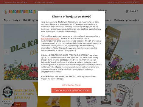 Zoocentrum24.pl - karmy dla psów