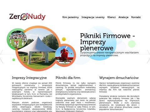 ZeroNudy.com - Pikniki Firmowe Poznań