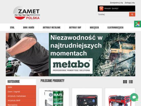 Zamet Polska kołki plastikowe Szczecin
