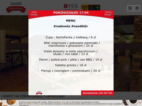 Zajazdhetman.pl