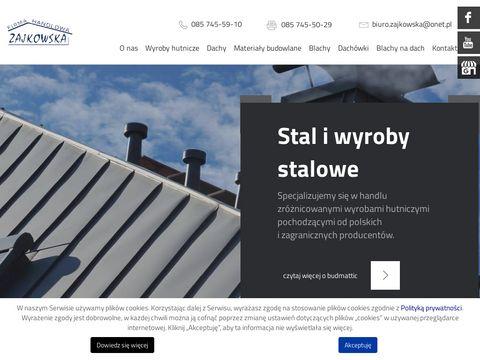 Firma Handlowa Zajkowska Zofia