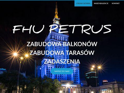 Zabudowabalkonuwarszawa.pl