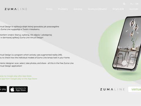 Zumaline.com - lampy podłogowe