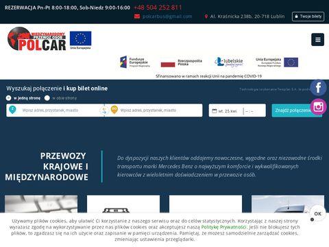 Polcarbus.com przewozy krajowe