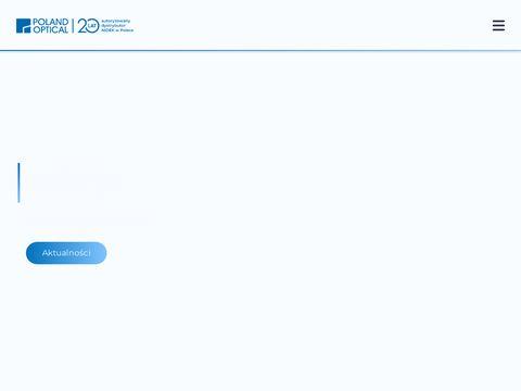 Poland Optical sprzęt okulistyczny