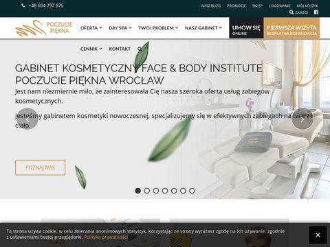 Poczuciepiekna.pl salon kosmetyczny