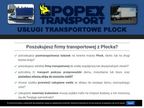 Popex.pl transport