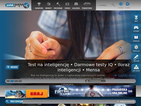 Portalmmo.pl - gry multiplayer za darmo