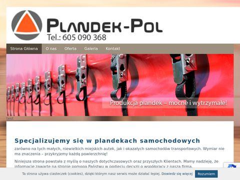 Plandek-Pol Reklama na plandekach