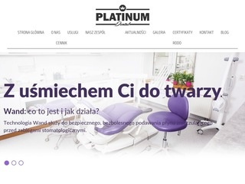 Platinumdental.pl stomatolog