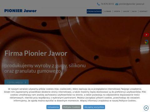 Pionier-jawor.pl tkaniny powlekane