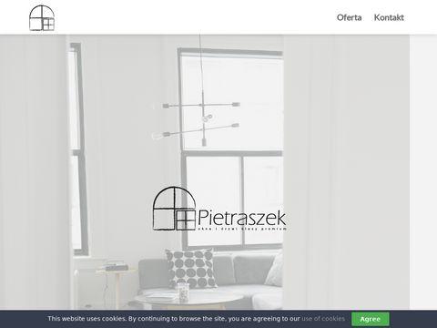 Pietraszek.com.pl - okna Veka