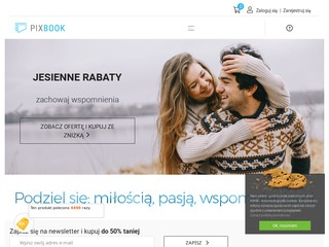 Pixbook.pl fotoksiążki i fotokalendarze