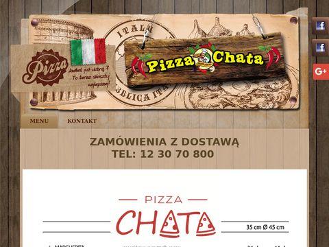 Pizzachata.com dania na dowóz Swoszowice