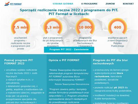 Pit-biuro.pl pogram dla biur rachunkowych