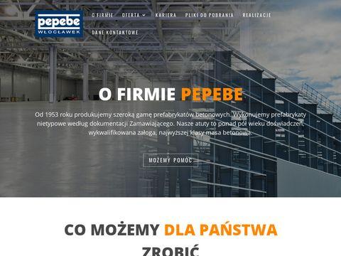 Pepebe.pl budynki modułowe
