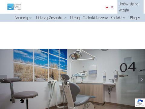 Perfect-smile.pl stomatolog Gdańsk