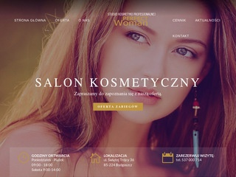 Perfect-woman.pl - kosmetyczka Bydgoszcz