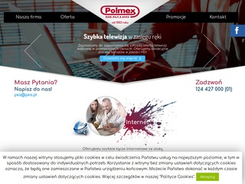 PXS internet Kraków