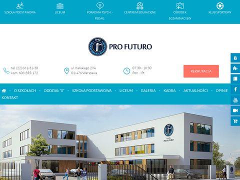 Profuturo.edu.pl