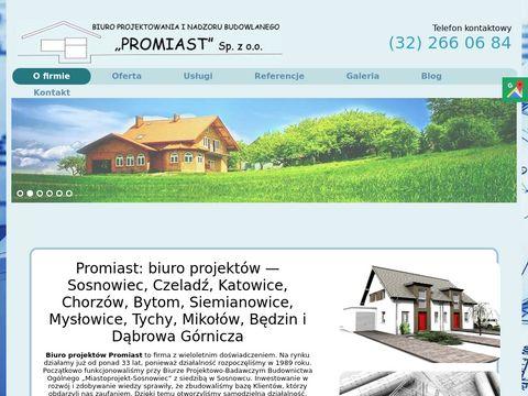 Przedsiębiorstwo Promiast Sp. z o.o.